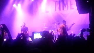 All Time Low - Backseat Serenade LIVE @ The Circus Helsinki 24.6.2015