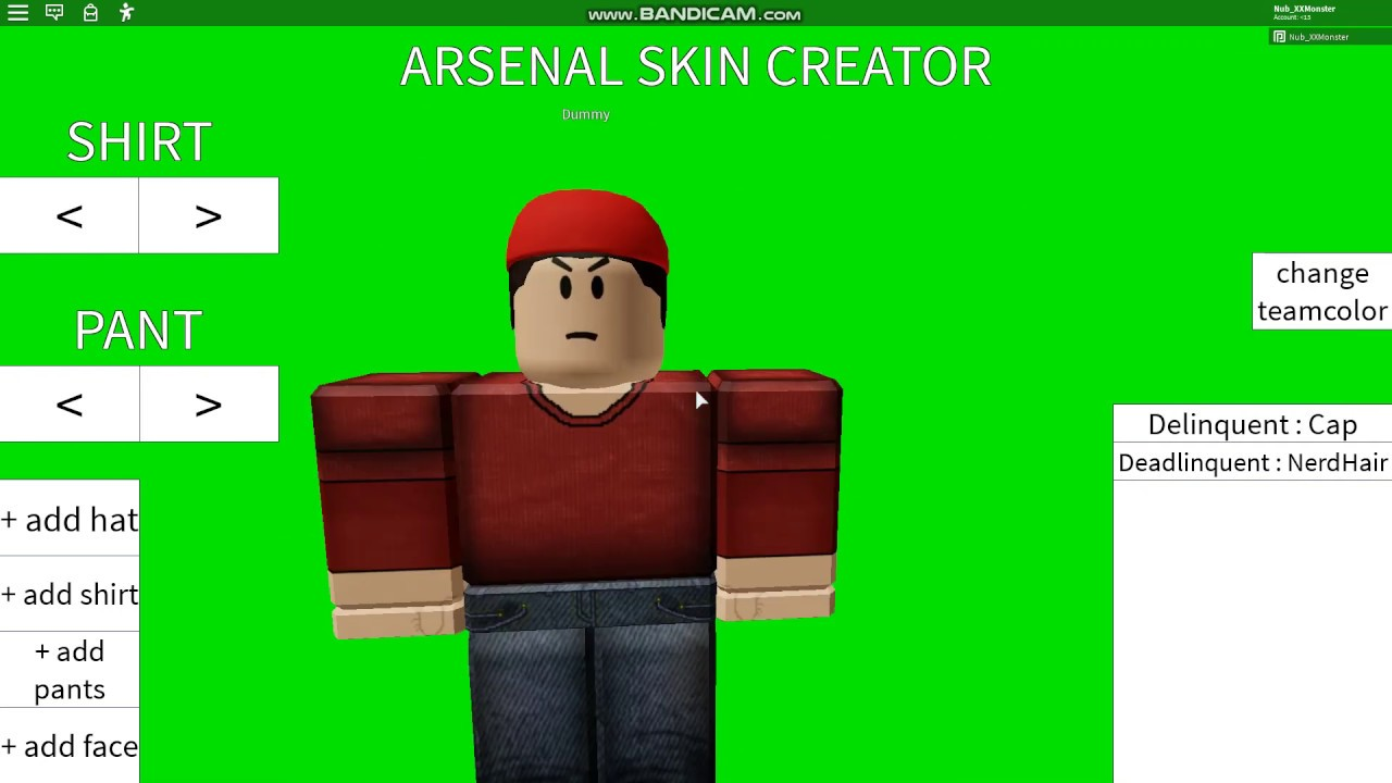 Making My Own Skin For Arsenal Arsenal Skin Maker Youtube