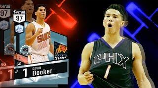 Pulling for Diamond Devin Booker!!! (NBA2K17)