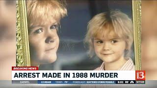 Arrest made in 1988 murder case