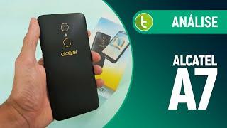 Alcatel A7: desempenho e bateria por um preço justo   Review do TudoCelular