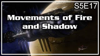 Babylon 5 Ruminations S5E17: Movements Of Fire And Shadow