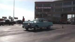 Pinks Armdrop, Bandimere Speedway, Fast Eddies falcon