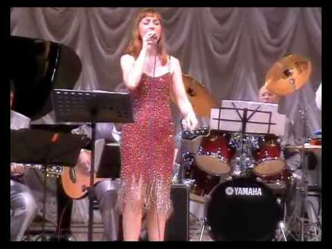 Anna Buturlina & Astrakhan Big Band_St.Louis Blues_1