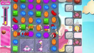 Candy Crush Saga Level 1613 with 11 moves left,  NO BOOSTERS!