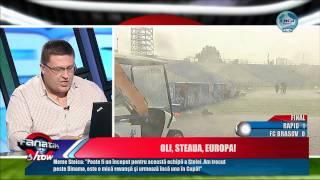 Craiova - Gaz Metan Medias ( Rupere de nori ) HD