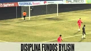 Disiplina fundos Bylisin - Vizion Plus - News - Lajme