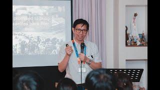 CLP Talk 9 - Receiving the Power of Holy Spirit by Bro. Jun Frias