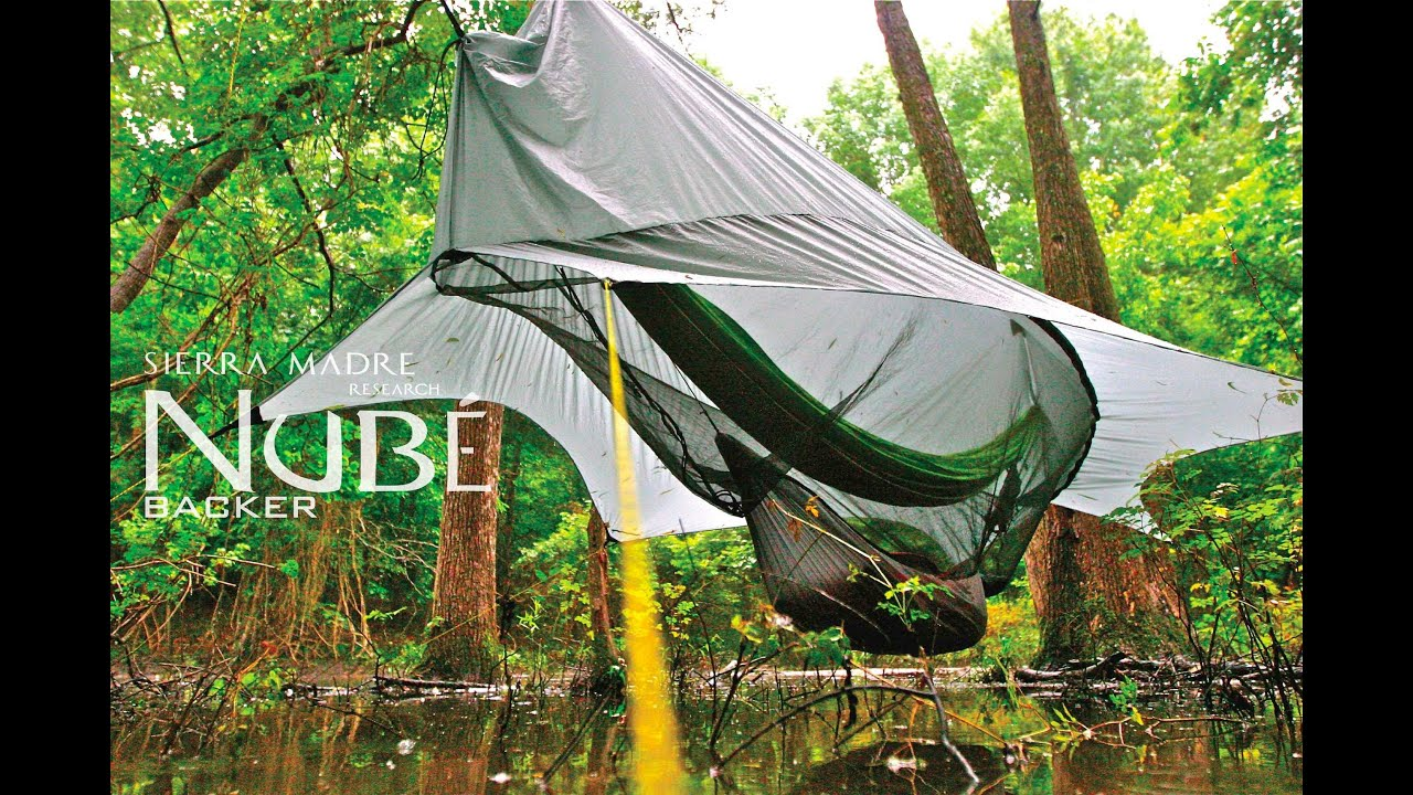 Nube The Perfected Hammock Shelter By Sierra Madre