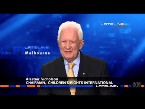 Cambodia not suitable for any refugees, interview with Hon. Alastair Nicholson AO RFD QC
