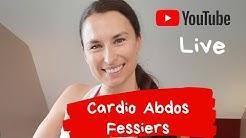 Live! Cardio Low Impact🔥intensif Abdos fessiers