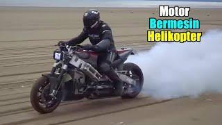 LEBIH CEPAT DARI BAYANGAN!! 5 MOTOR TERCEPAT DI DUNIA