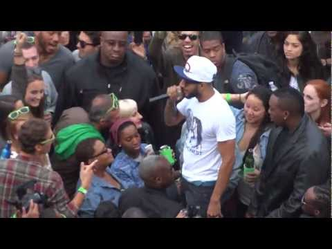 Swizz Beatz - Live at Bud Light Lime End of Summer