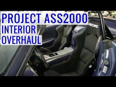 Interior Overhaul - Project ASS2000 - EP13