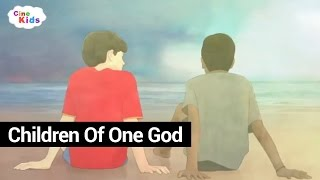 Children Of One God | Kids Story In English | Animated Stories For Kids In English