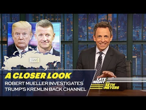 Robert Mueller Investigates Trump's Kremlin Back Channel: A Closer Look