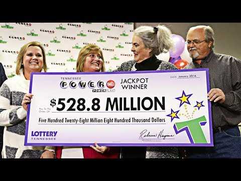 Biggest Lottery Winners Of All Time