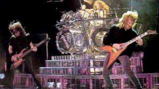 Megadeth - Sweating Bullets (Chile 1994)