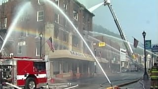 American Red Cross, churches offer support to victims of downtown Hazard fire