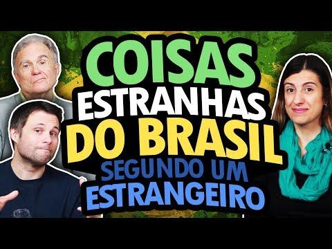 9 COISAS ESTRANHAS SOBRE O BRASIL SEGUNDO UM ESTRANGEIRO - POLÊMICA!