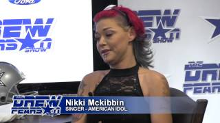 Drew Pearson Show - Episode #4 - HD ft. Nikki Mckibbin from American Idol MAKE-A-WISH Jimmy Johns