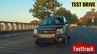 Maruti Suzuki Wagon R  | Test Drive Review Malayalam | Manorama Online