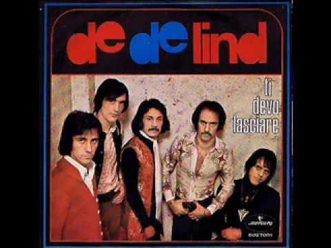 Rare Italian Beat Prog - De De Lind - Ti Devo Lasciare (1970)