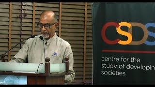 Jayadeva Uyangoda at CSDS, Rajni Kothari Lecture 2017 2017 Video