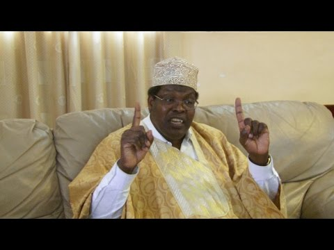Miguna Miguna outlines his plans for Nairobi