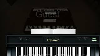 Canzone triste (Interstellar) Roblox Piano