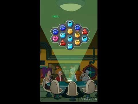 futurama обзор игры андроид game rewiew android