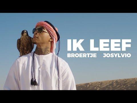 Broertje - Ik Leef ft. Josylvio (prod. K3vs)