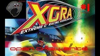 XGRA: Extreme G Racing Association #1: Open Challenge