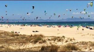 Tarifa, capital del viento. Cádiz