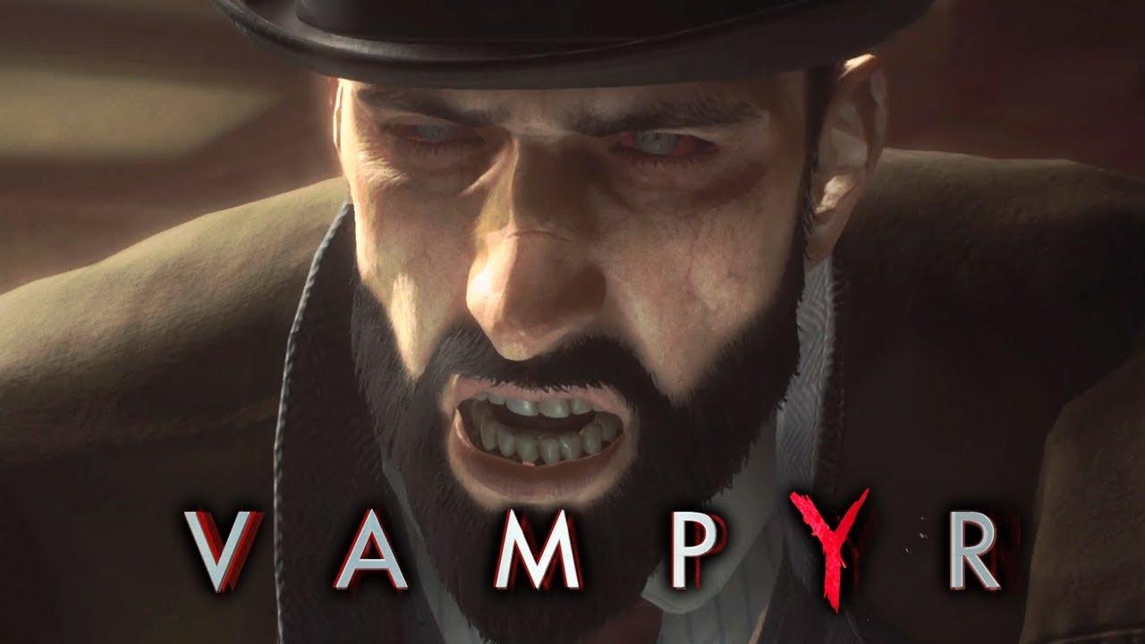 Mmoga Vampyr