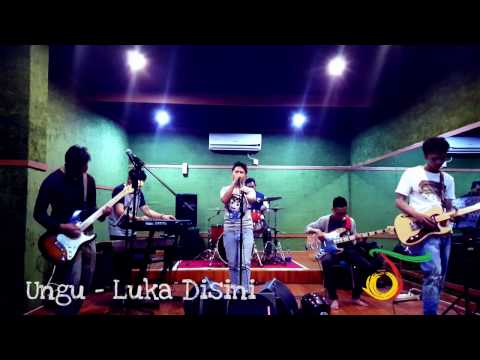 UNGU - Luka Disini ( Cover )