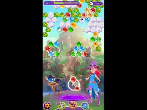 Bubble Witch Saga 3 Level 516 - NO BOOSTERS 🐈 (FREE2PLAY-VERSION)