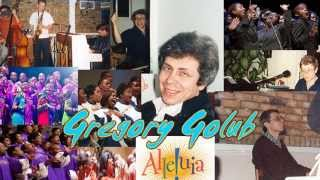 Hallelujah  Alleluia by Gregory Golub הללויה Dedicated to good people all over the world