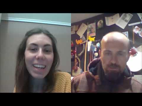 Paula Gracia entrevista al intérprete de Mosicaires, Jorge Álvarez Ruiz.