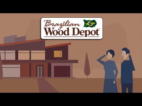 Brazilian Wood Depot   Why Hardwood Decking