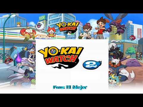 Yo-kai Watch 2   Music   Old Harrisville