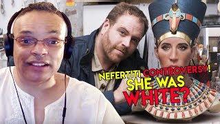 Nefertiti Controversy! She Was White?