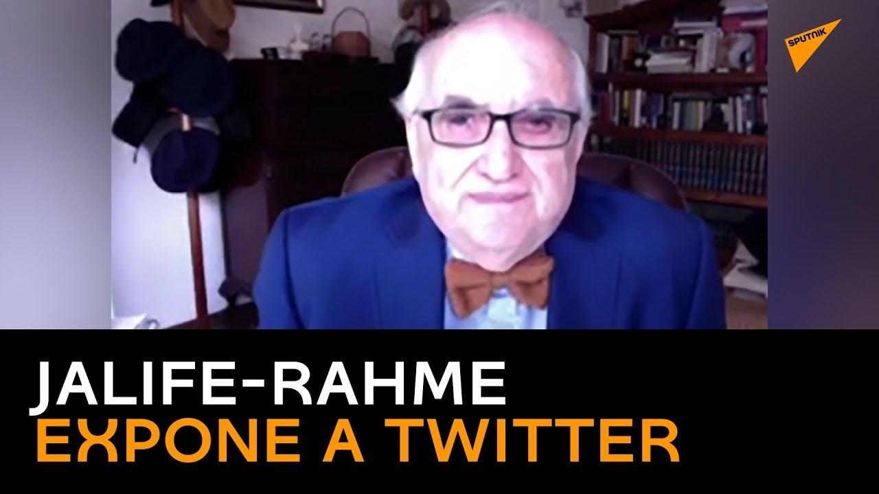 ¿Quiénes controlan Twitter y por qué la red social bloqueó a Alfredo Jalife-Rahme?
