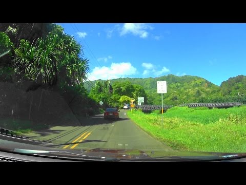 プリンスビル から ケエ ビーチ 」までをドライブ :Drives from Princeville to Ke'e Beach / ぶらり旅ハワイ