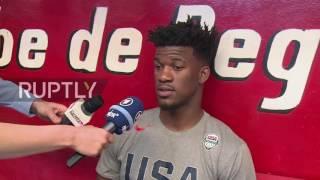 Brazil: Durant leads US men