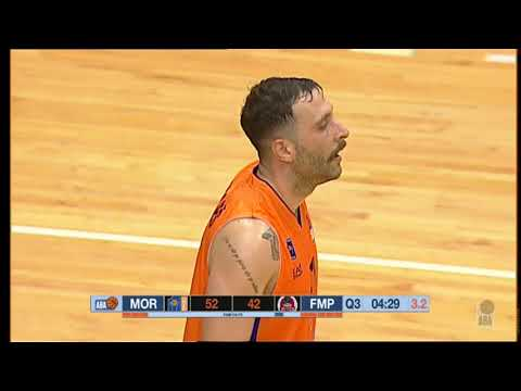 ABA Liga 2018/19 highlights, Round 21: Mornar - FMP (10.3.2019)
