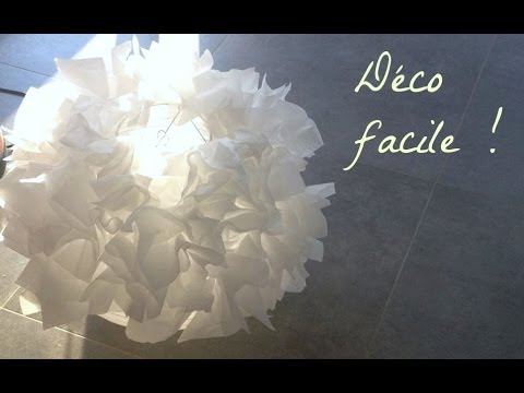diy tuto deco luminaire facile 10e youtube. Black Bedroom Furniture Sets. Home Design Ideas