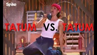 Lip Sync Battle : Tatum Vs. Tatum (Reaction)