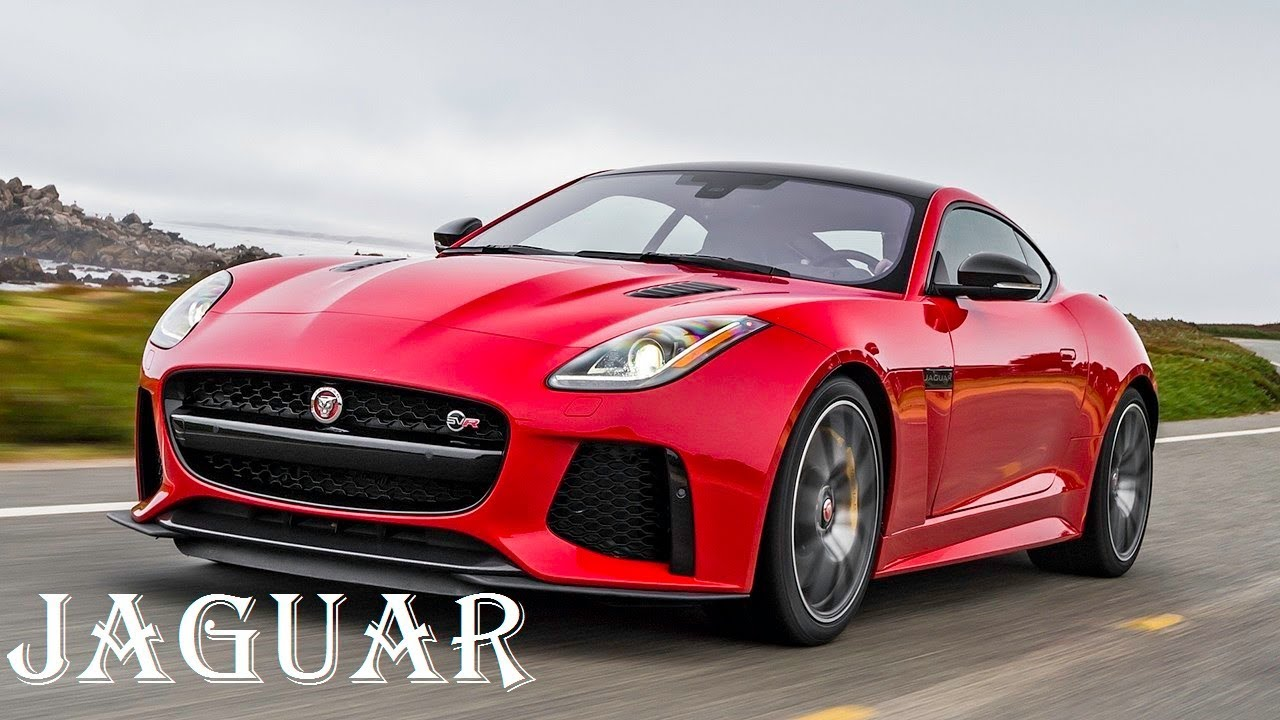 jaguar f type r svr 2017 coupe convertible price specs review auto highlights youtube. Black Bedroom Furniture Sets. Home Design Ideas