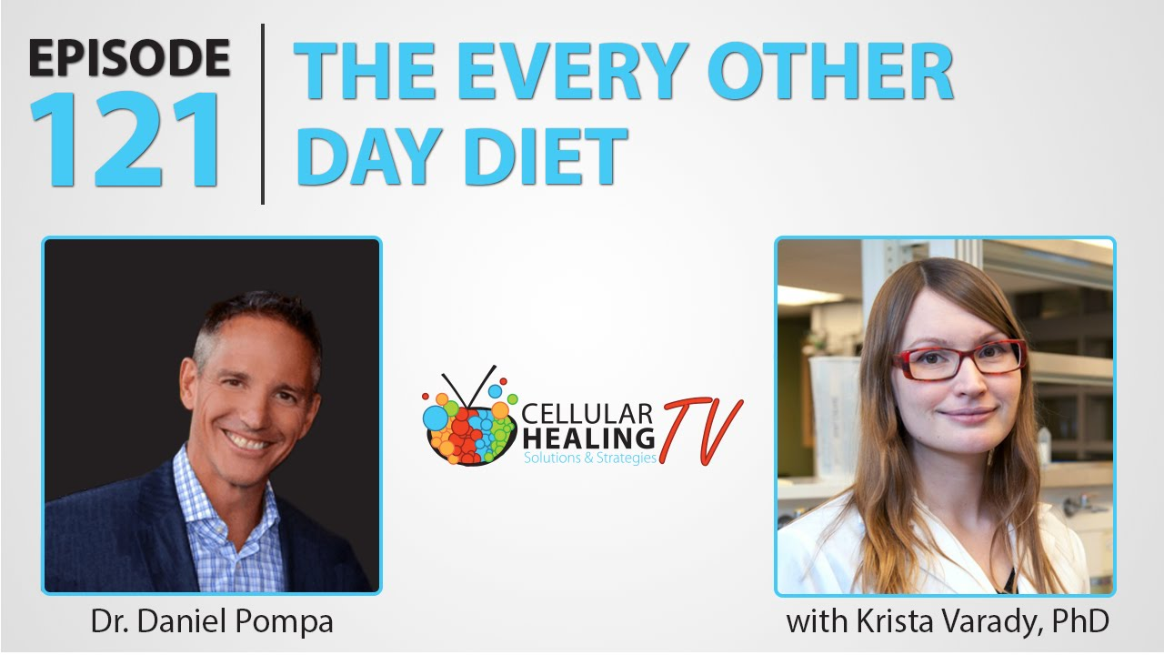 the every other day diet with professor krista varady chtv 121